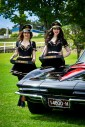 Geelong Revival, promo girls, penrite oil