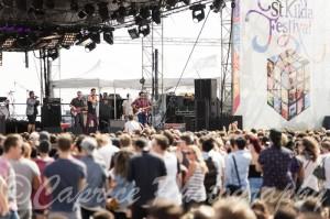 live bands, music festivals