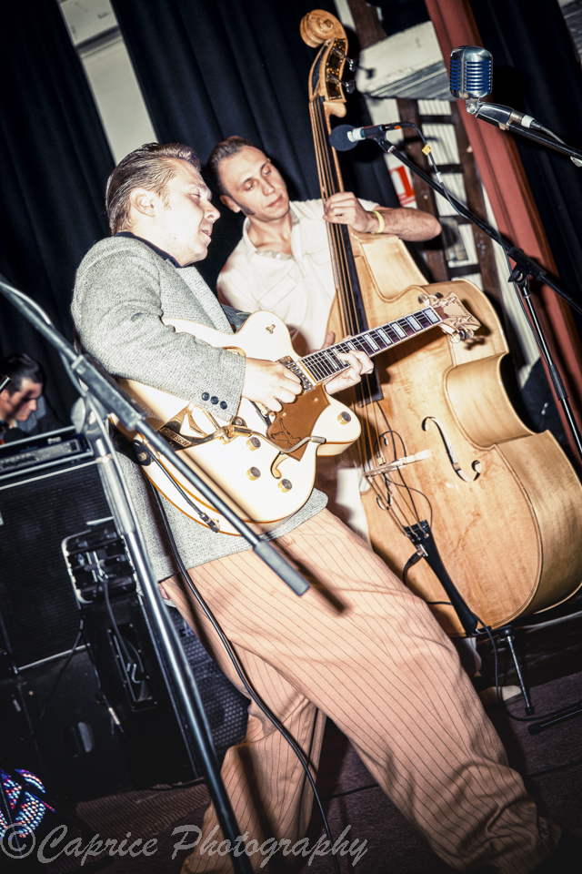 professional pics of the wise guys, rockabilly festivals in camperdown