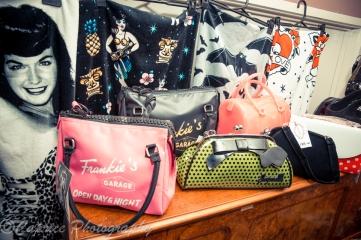 A handbag for all rockin occasions!
