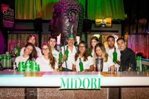 Midori staff