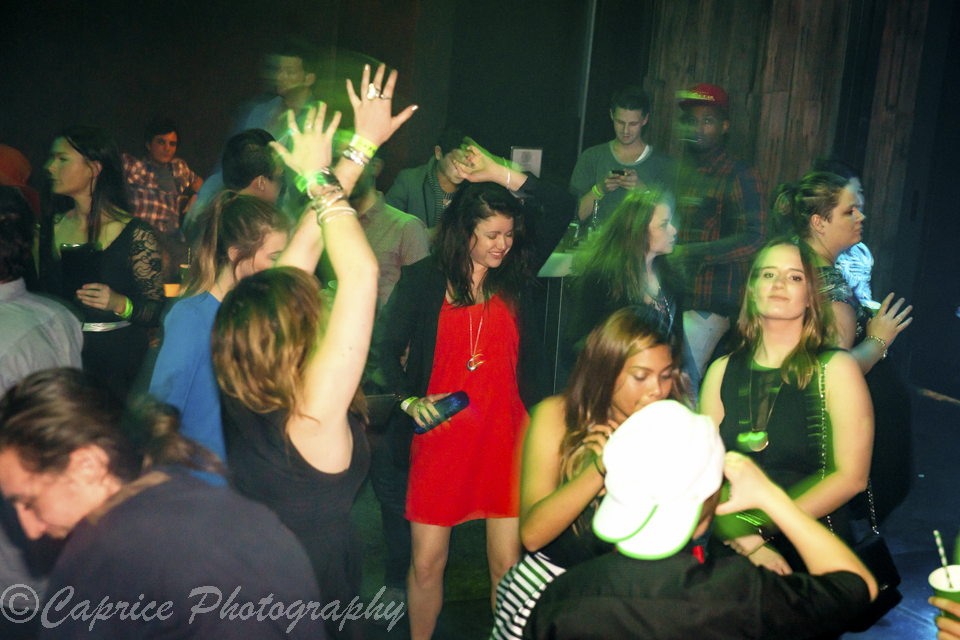 Professional night club photographers