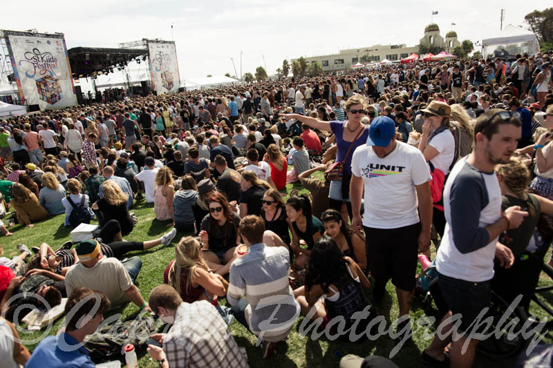 st.kilda festival, live music, music photographer