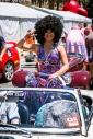 hippie, fashion, vintage fashionwear, fashion parade