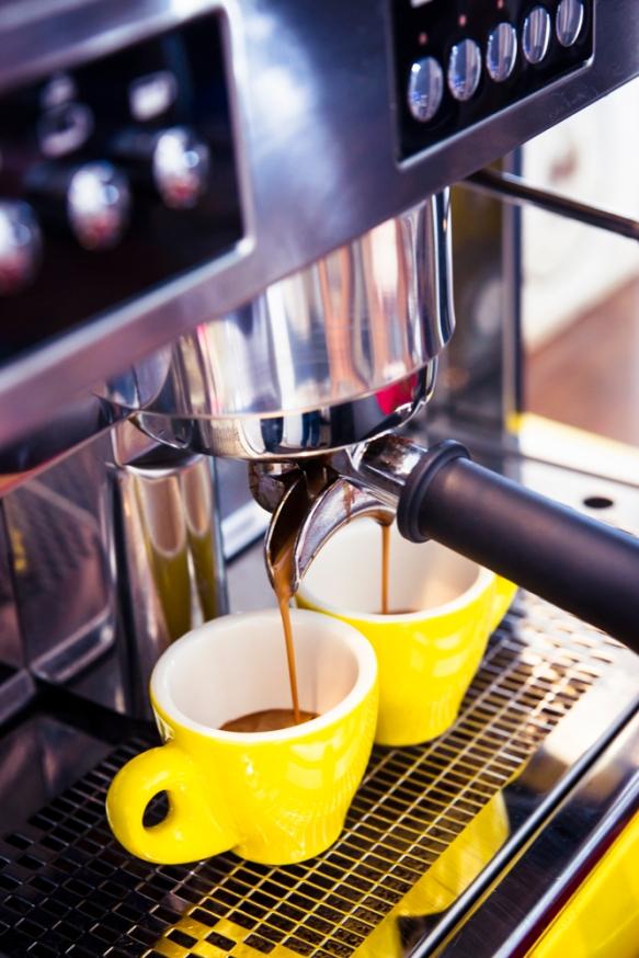 barista coffee, coffee machine